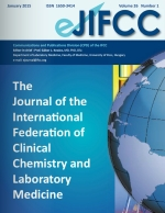 eJIFCC-electronic Journal of the IFCC - IFCC