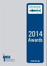 2014 IFCC Awards Booklet Cover